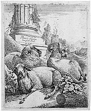 Roos, Johann Heinrich: Tierdarstellungen