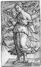 Altdorfer, Albrecht: Der Selbstmord der Dido