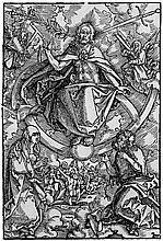 Baldung, Hans: Das Jüngste Gericht