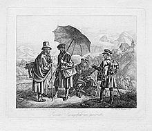 Klein, Johann Adam: Meinen Reisegfährten gewidmet