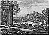 Lorrain, Claude: Le Troupeau en marche par un temps orageux (Die Rückkehr der Herde bei stürmischem Wetter), Claude Lorrain, €1,200