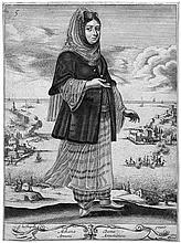 Cochin, Nicolas: Dame Arménienne