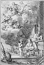 Carpioni, Giulio: Die Geburt