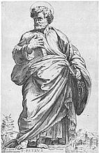 Cavalieri, Giovanni Battista de: S. Petrus
