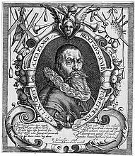 Berendrecht, Johannes Pietersz.: Bildnis Goltzius