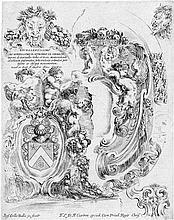 Bella, Stefano della: Raccolta di varii capricii et nove inventioni di cartelle