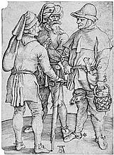 Dürer, Albrecht: Die drei Bauern