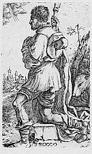 Caletti, Giuseppe: Der hl. Rochus