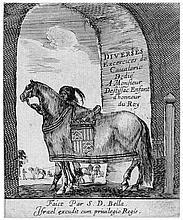 Bella, Stefano della: Diverses exercices de cavalerie