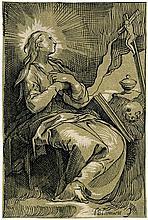 Bolswert, Boetius Adams: Die büßende Maria Magdalena