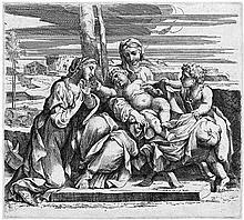Friquet, Jacques: Die mystische Vermählung der hl. Katharina