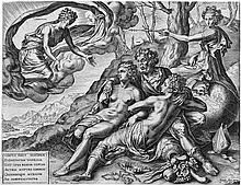 Cort, Cornelis: Die unendliche Belohnung der Keuschheit