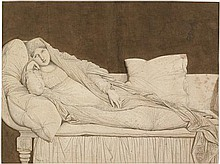 Ingres, Jean-Auguste: Lady Jane Montagu