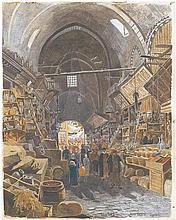 Fischer, Ludwig Hans: Im Souk in Istanbul