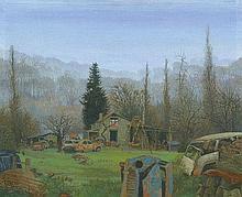 Kreidt, Fritz: Grundstück in Frankreich