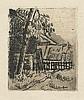 Cézanne, Paul: Paysage à Auvers, Paul Cezanne, €150