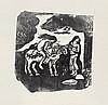 Gauguin, Paul: L'Enlèvement d'Europe, Paul Gauguin, €2,000
