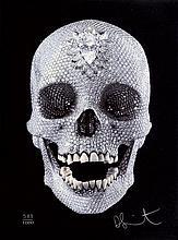 Hirst, Damien: Skull - For the Love of God