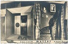 Matter, Herbert: Tea-Room Matter, Engelberg