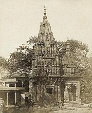 la Grange, Baron Alexis de: Mirzapour, Temple hindou moderne