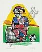 Alt, Otmar: Fußballkatze