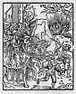 Clag und bitt der deutschen Nation, Eyn: Mit Cranach-Holzschnitt. Wittenberg 1521