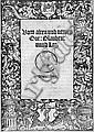 Nazarei, Judas: Vom alten vnd newen Got. 2.A. Witt. 1521