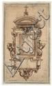 Alberti, Cherubino - zugeschrieben Entwurf für ein