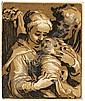 Bloemaert, Abraham - nach: Die Jungfrau mit dem Kind und hl. Joseph