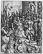 Bellange, Jacques: Das Martyrium der hl. Lucia