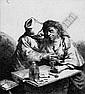 Bega, Cornelis: Das Liebespaar