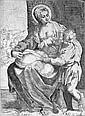 Brizio, Francesco: Die Madonna mit dem Kissen