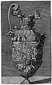 Boyvin, René: Dessins de Vases