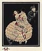 Barbier, George: Album dédié à Tamar Karsavina. 1914