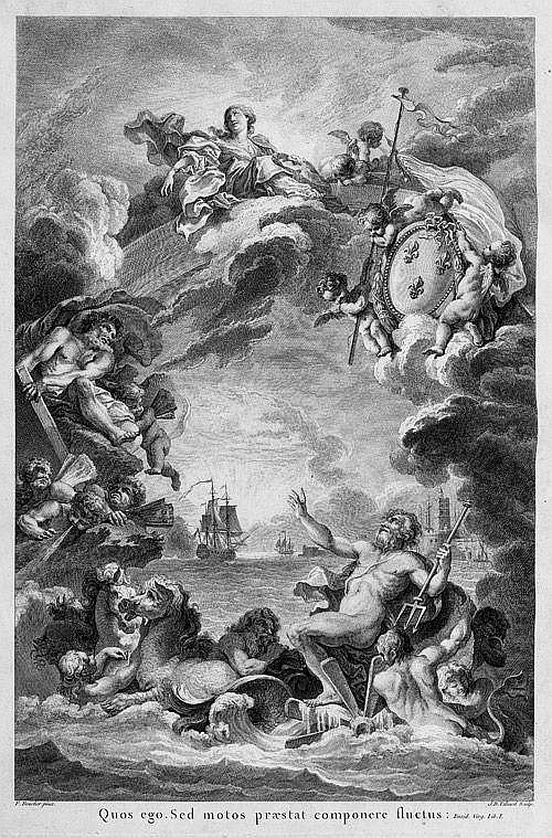 Aprés de Manneville, J. B. N. de: Le Neptune Oriental.