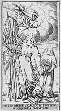 Albertis, Albertus de: In eloquentiæ quum profanæ