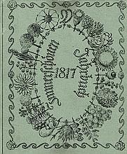 Immortellen- oder Immerschönen-Taschenbuch: Herausgegeben von J. G. Berger