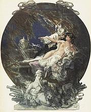 Bartsch, Rudolf Hans und Bayros, Franz von: Mozarts Faschingsoper