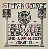George, Stefan und Lechter, Melchior: Der Teppich des Lebens