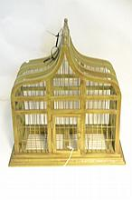 Antique Style Birdcage A fine piece here. Suitable for use or as decoration.