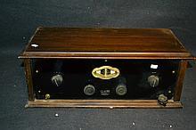 Vintage Globe Radio