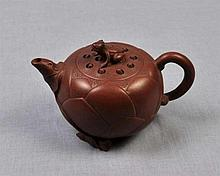 Jiang Rong Yixing Tea Pot