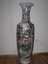 Chinese Bigger Famille Rose Vase