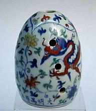 Dou Cai porcelain Da Ming Wuan Lee Mark