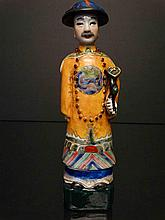 Chines Figure of Qien Yongzhen Emperor
