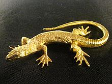 Chinese Golden Lizard