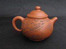 Liu Guei Zhen Yixing Tea Pot