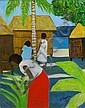 Ray Crooke (born 1922), Islanders Gardening