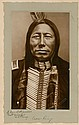 CROW KING (Kangi Itanchan), by D.F. Barry, at Fort Buford, D.T.-early-1881