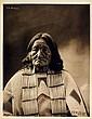 ELK WOMAN  (Unpan Win), Oglala Lakota, at Omaha, Nebraska, 1899.